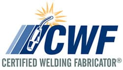 AWS Welding Fabricators AWS B5.17 and QC17