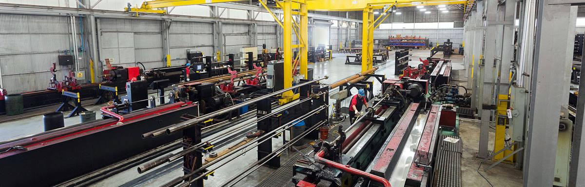 Trepanning Services Metal Supply Inc.